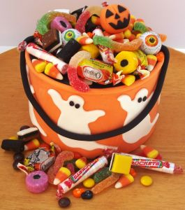A Bucket Of Goodies